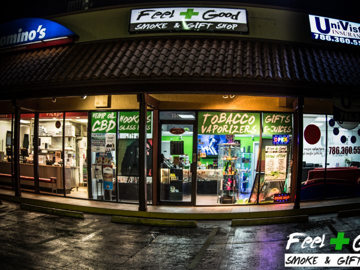 Feel Good Smoke Shop Now Open in Kendale Lakes
