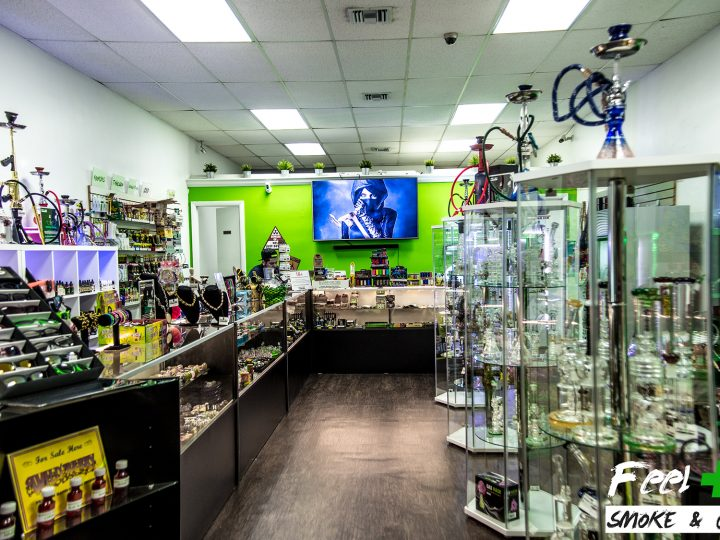 Virtual Tour of Feel Good Smoke Shop in Kendall